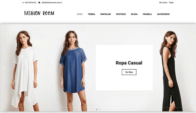 www.fashionroom.com.ve